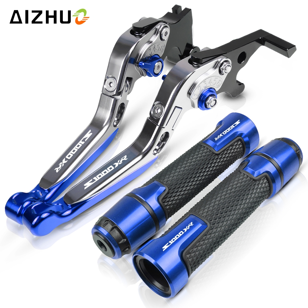 Motorcycle Accessories Handle Grips HandBar End Brake Clutch Lever FOR BMW S1000XR S1000 <font><b>XR</b></font> 1000XR <font><b>S</b></font> <font><b>1000</b></font> <font><b>XR</b></font> <font><b>S</b></font> 2015 2016 image