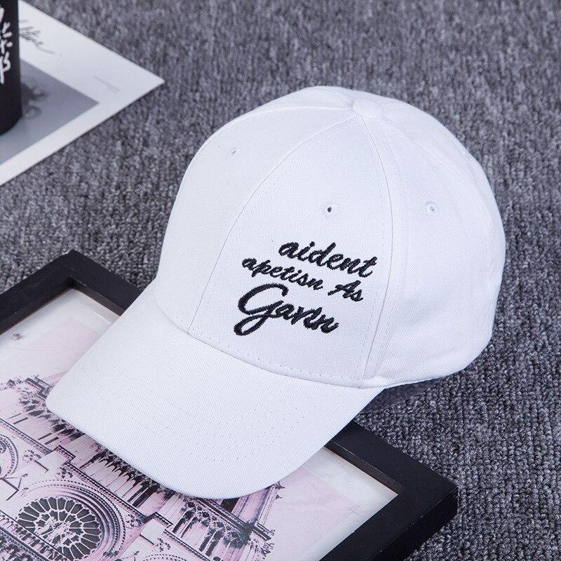 Sports Hats Letters-Hat Baseball-Hat Adjustable Caps Bone-Cap Women's Summer for Sneakers