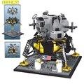 Идеи серии Apollo 11 лунный по мотивам «строительных блоков в форме миньона Джорджа из мультфильма