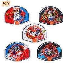 Детский Регулируемый подвесной баскетбольный мяч для мальчиков, мини баскетбольная доска, подарки для детей