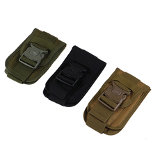 Army Bag Hook Loop Belt Pouch Case Sports Pouch Outdoor Tact