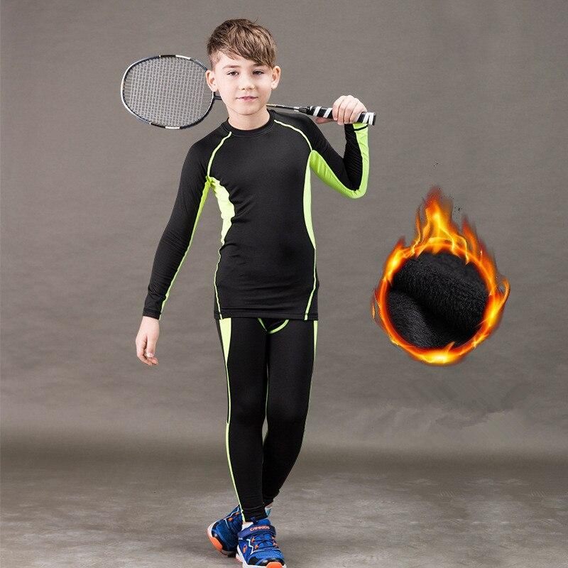 Fanceey/зимнее детское термобелье; компрессионный комплект; теплое термобелье для мальчиков; Детские подштанники для девочек; подштанники для ...