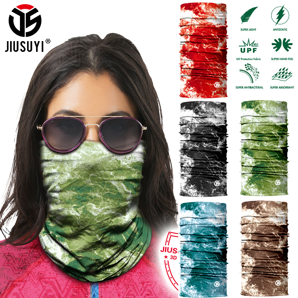 Bandana Scarf Gaiter Neck-Shield Running Women Face-Mask Fishing Breathable Windproof