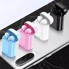 i7s TWS bluetooth earphones mini sports earphones waterproof earbuds music earphones for Huawei Iphone Xiaomi wireless earphones