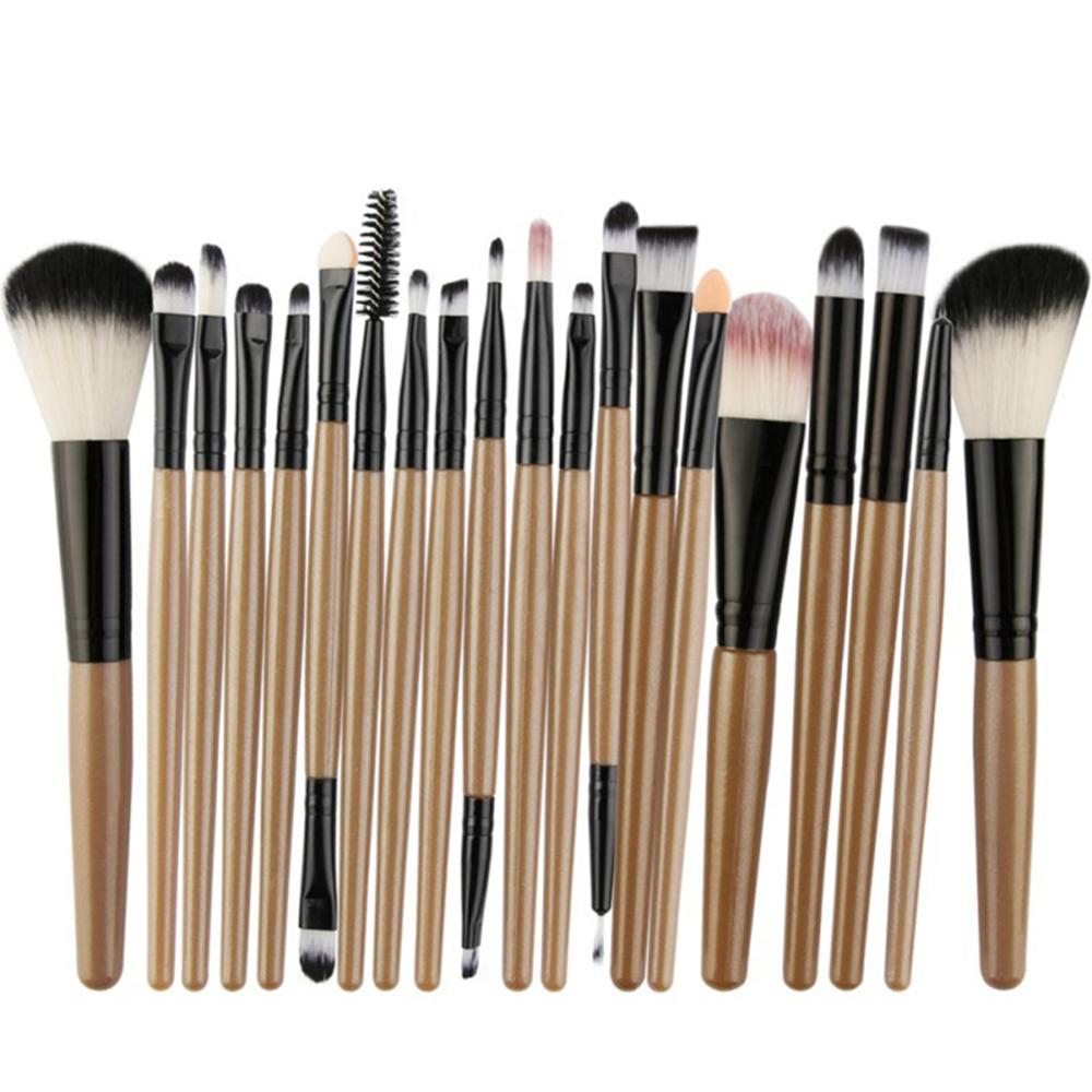 Makeup Brushes Set Eye Shadow Foundation Powder Eyeliner Eyelash Lip Make Up Brush Cosmetic Beauty Tool Kit