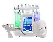 Hot Sale 9 in 1 Hydrafacial Water Oxygen Jet Aqua Peel Beauty Machine Skin Rejuvenation Facial Deep Cleaning For Salon/Spa/Home