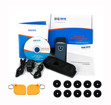125khz magnetic usb communication RFID guard tour system with free standalone software