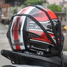 Elastic Rope Helmet Fixed 60CM Hooks Luggage Retractable Elastic Rope Strap Moto