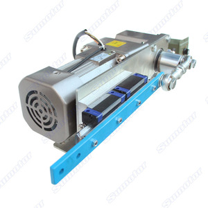 Image 5 - AC 220V 120W 150 200mm automatic Linear actuator reciprocating motor Variable Low Noise Incense squirt spraying pellet mechanism