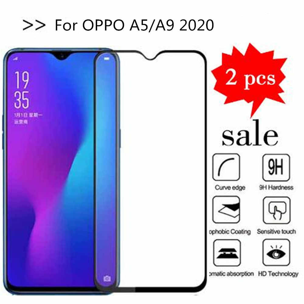 Huancement 25 PCS 9H 5D Full Glue Full Screen Tempered Glass Film for Oppo R11 Phone Screen Protector