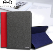 For Xiaomi Mi Pad Mipad 4 Plus mipad4 plus 10.1 inch QIJUN Tablet Case for MiPad 4plus Fundas Flip Cover Soft Protective Shell