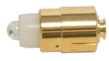 TRASPORTO LIBERO lampada Compatibile per HEINE T-001.88.041, XHL #041 2.5 V, mini Fibralux, endoscopio 041-Trasporto libero