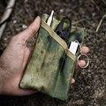 Камуфляжная поясная сумка для спорта на открытом воздухе, тактический Кошелек для монет, тактическая Портативная сумка для хранения инстру...