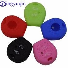 Jingyuqin capa para chave, para seat ibiza, leon, toledo, mii, altea, cordova, arosa, alhambra, exeo, fr, supercopa, para vw, sharan 2 botões