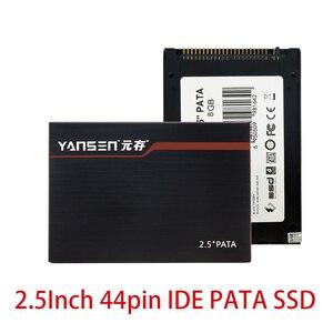 Высокопроизводительный SSD 2,5 дюйма PATA 128 Гб SSD 256 ГБ 44PIN IDE PATA 8 Гб 16 Гб SSD 32 Гб HD Schijf Disco 64 Гб HDD Harde Schijven Disk