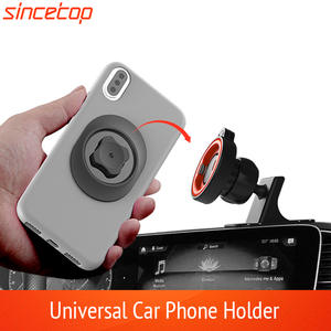 Dashboard-Mat Mobile-Phone-Stand-Bracket Car-Phone-Holder Quick-Mount iPhone Universal