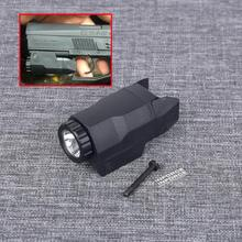 aimtis compact apl tactical glock pistol light constant momentary strobe flashlight led white light for glock rails Tactical Compact APL weapon Light Mini Pistol Gun Light Constant/Strobe LED flashlight for cz75 glock 20mm Rails