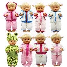 Теплая одежда подходит 42 см Nenuco кукла Nenuco y su Hermanita аксессуары для кукол