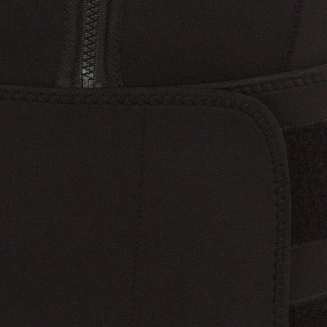 Tank Top Vest Sweat Sauna Suit Sports Bra Slimming Corset With Adjustable Waist Shaper Belly Band Trainer Belt 3