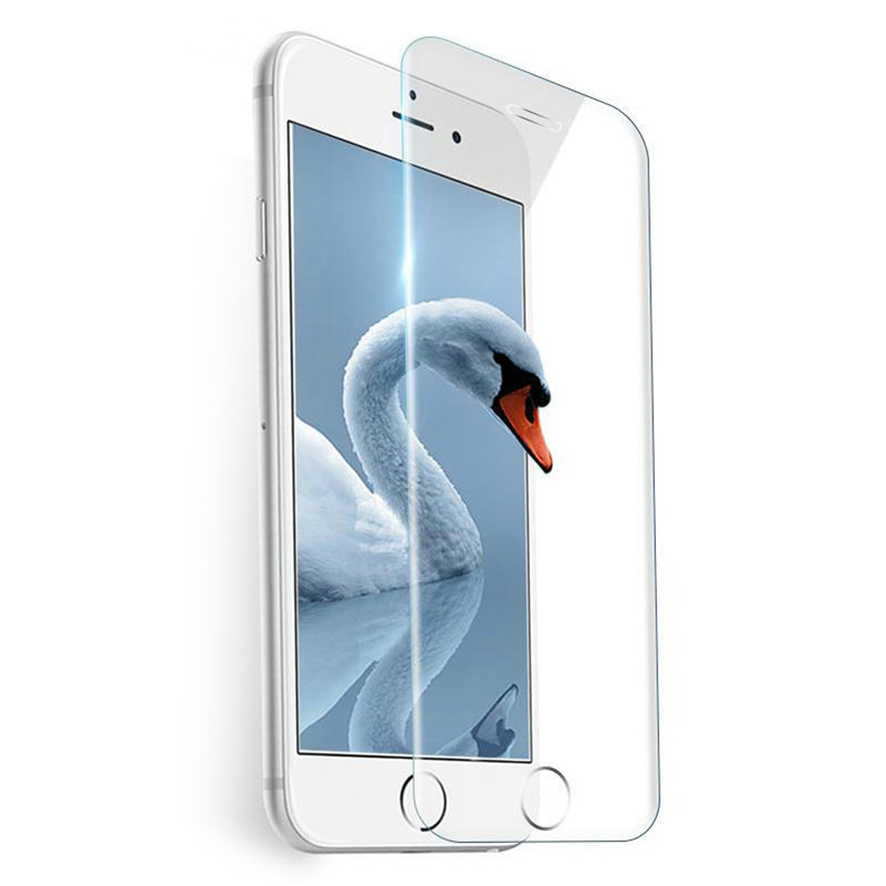 HD Protective Glass 0.3mm 2.5D Ultrathin Screen Protector For IPhone XS Max XR XS X 10 8 7 6 6s Plus SE 4s 5s 5C 6s 7 8 Plus