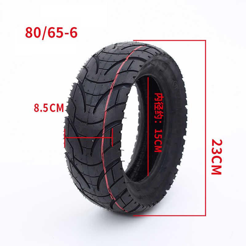 10-дюймовая шина 10x3,0 80/65-6, внутренняя трубка шины для электрического скутера, электрического скутера ZERO 10X Dualtron KUGOO M4 inokim Oxo