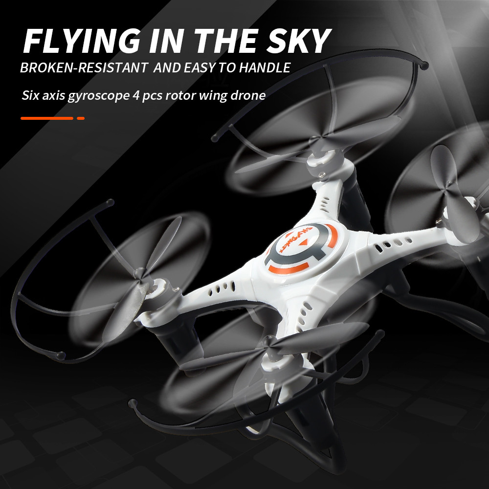 4k Quadcopter Drone without camera Remote Control Helicopter toys for Kids Children Christmas Gifts Rc Drones Toy Toy Rc dron|RC Helicopters| |  -