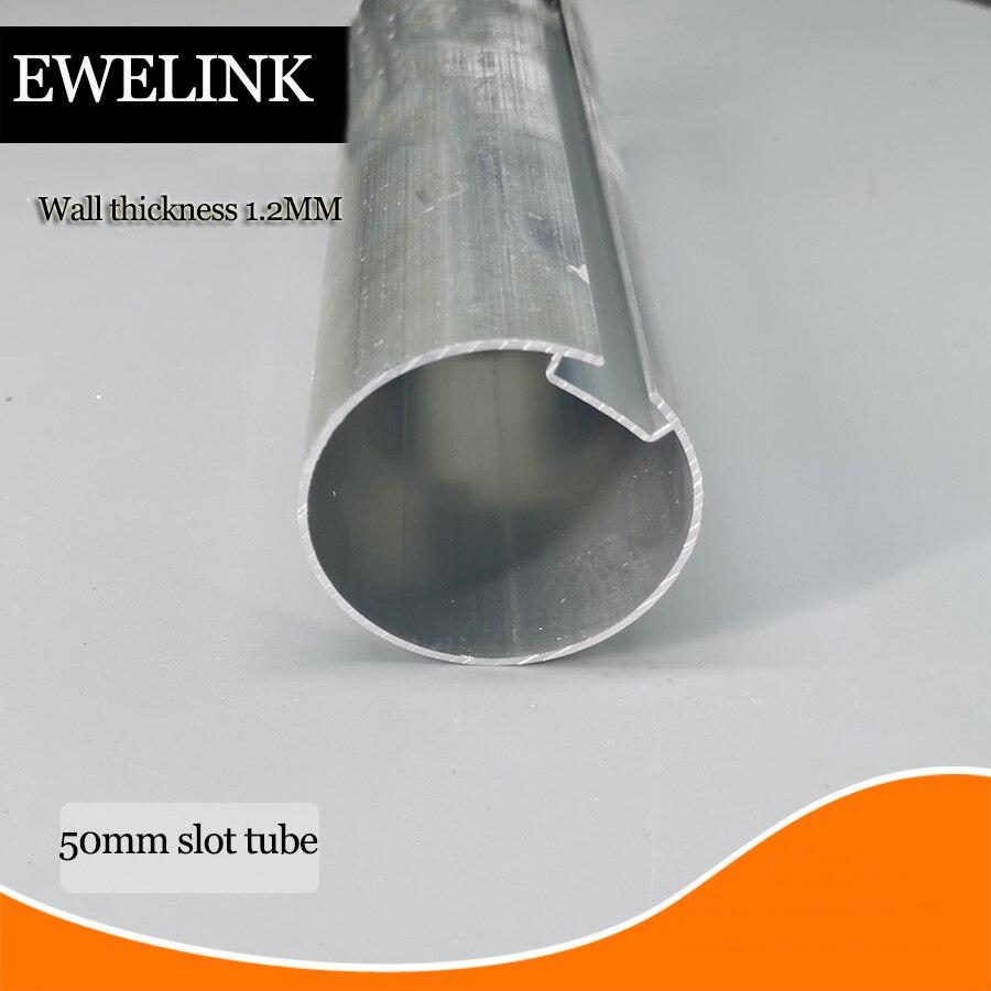 Duya Smart Home Electric Curtain Roller Shutter Motor Tube Diameter 50mm Aluminum Tube