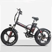 20 polegada de gordura ebike 48vmotor dobrável tft lcd elétrico e-bike alargamento pneu neve ebike equitação ciclismo bateria de lítio bicicleta