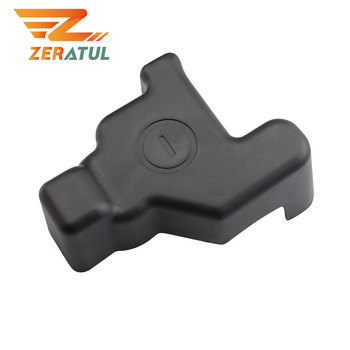 Zeratul Car Styling for Toyota RAV4 RAV 4 2016 2017 2018 Car Negative Battery Electrode Waterproof Dustproof Protective Cover image
