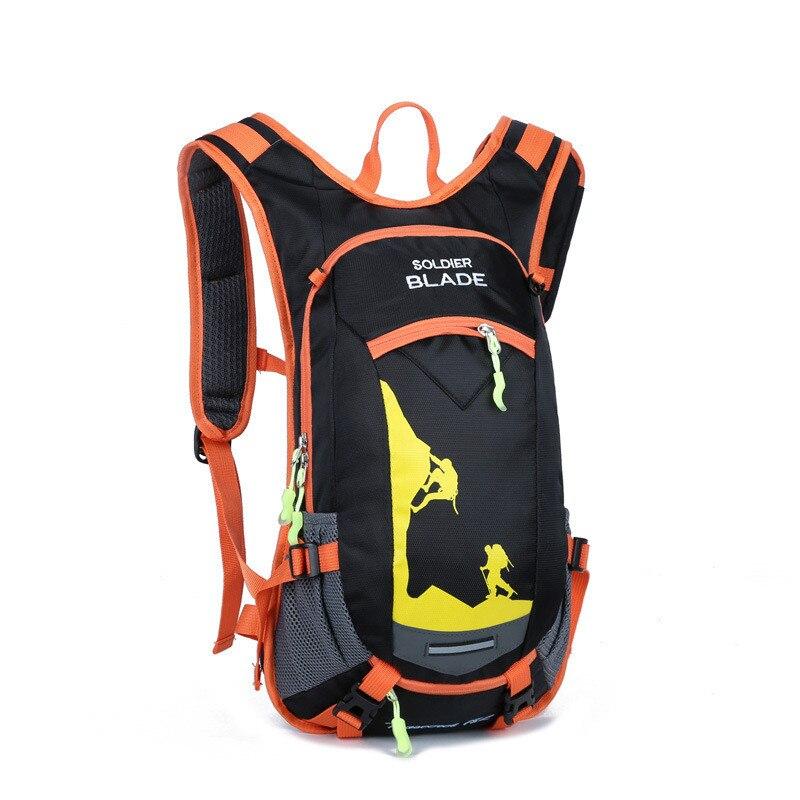 Bicycle Water Bag Backpack 18L Outdoor Running Bike Bags Pannier Mochila Ciclismo Sport Backpack Waterproof Cycling Bag