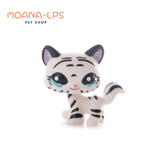 LPS Pet Shop Presents Toy Doll White Short Hair Cat Collection Action Figures Model High Quality Toys Gifts Cosplay Toy Girl Toy pure туалетная вода 75мл