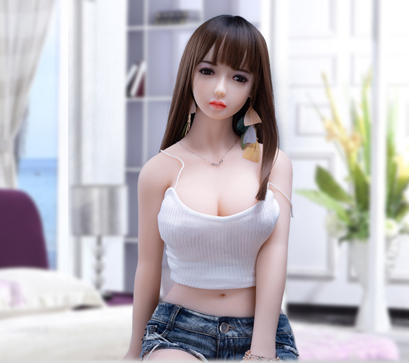 <font><b>90cm</b></font> little loly 3d Mini <font><b>Sex</b></font> <font><b>Dolls</b></font> for Adult Men Masturbation TPE Realistic Silicone with skeleton Breast Ass Vagina <font><b>sex</b></font> dols image