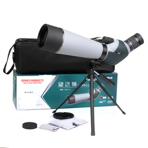 Image 5 - 20 60X80 Spotting Scope High Power Dual Speed Gericht Verrekijker Stikstof Waterdicht Anti Fog FMC Nachtzicht Telescoop
