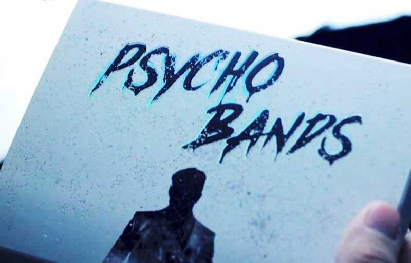 Skymember Presents Psychobands By Dr. Cyril Thomas Ft Calvin Liew (Magic Instruction),Magic Trick