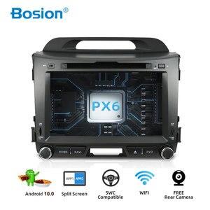 Image 1 - Bosion 4G 64G Android 10,0 2 din auto multimedia player auto dvd für KIA sportage 2011 2012 2013 2014 2015 steuergerät gps navigation