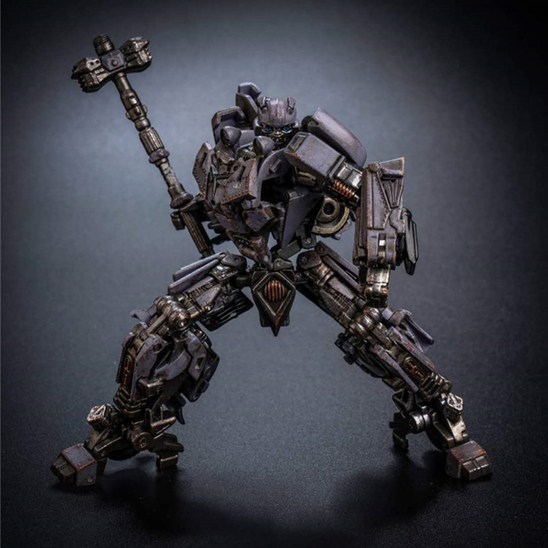 Toyworld TW-FS03 Bee World War II Movie Film Edtion Alloy Old Painting SS Scale Collection Action Figure Robot Toys Red Spider