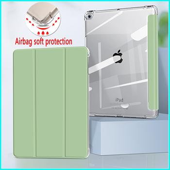 Airbag transparent soft protection Case For iPad New 2020 Air 4 10.9 inch Cover Case for iPad Air 3 Pro 10.5 10.2 9.7 mini 5