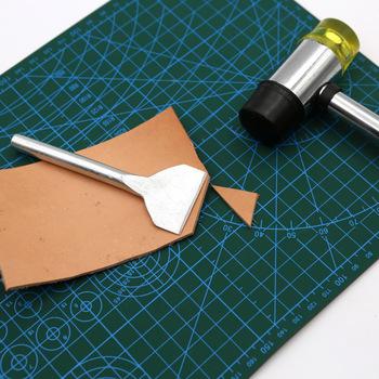 Wyroby ze skóry jedno słowo nóż wykrawania jedno słowo nóż karty pozycja chop punch portfel płasko cięta pas pas pas cięty punktak pneumatyczny tanie i dobre opinie CN (pochodzenie)