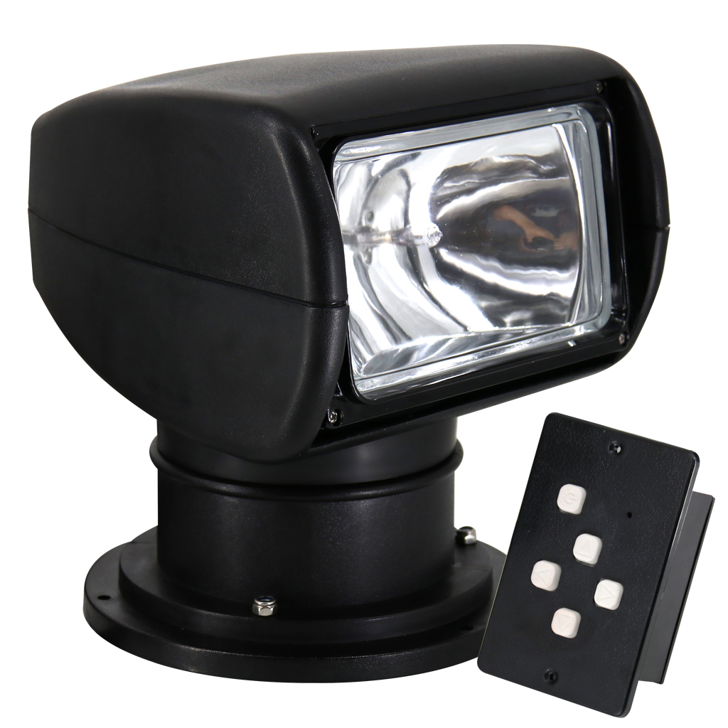 Remote Control Searchlight Wireless Spotlight 12V Marine Boat Truck ATV