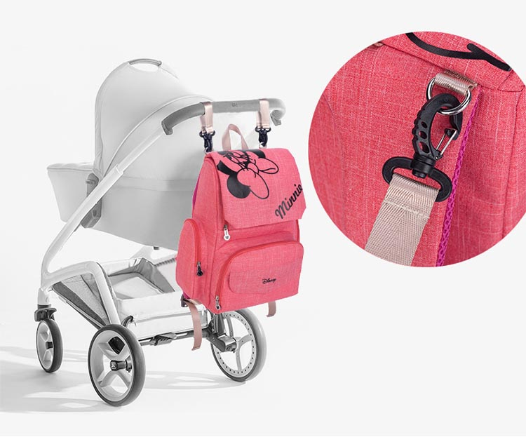H7989cab2a3cc45dca277a1366b26982fJ Baby Diaper Bag Backpack Large Capacity Nappy Waterproof Maternity Baby Bag For Mum Mummy Maternity Nappy Backpack For Stroller