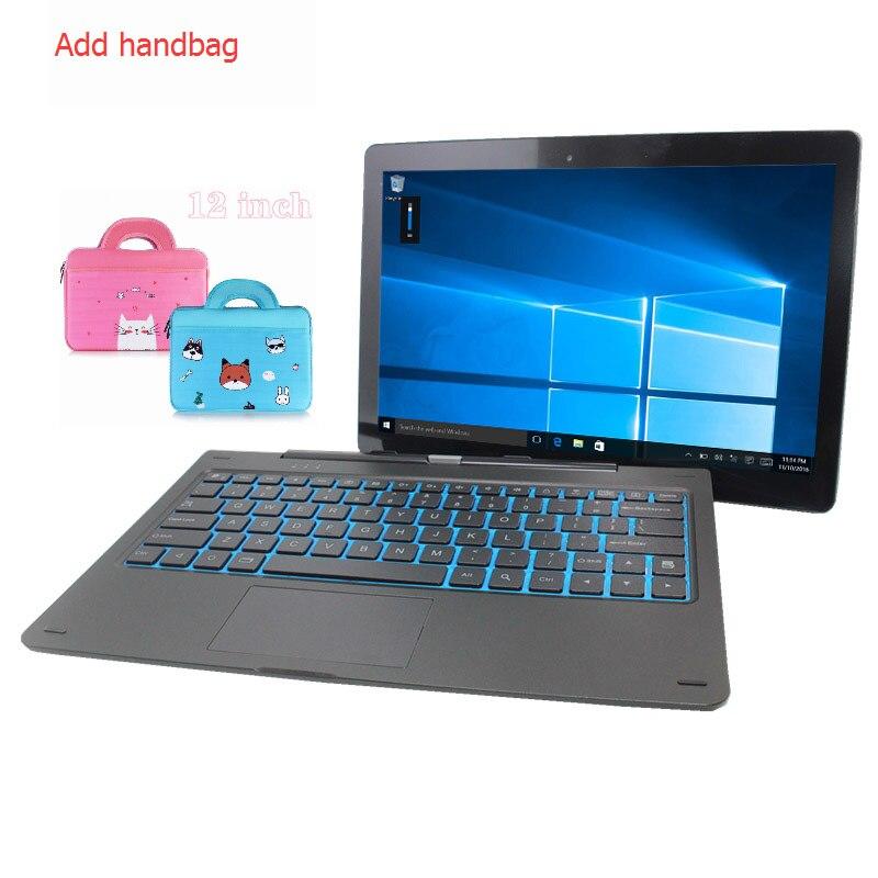 Soldes dété! Tablette 11.6 pouces Windows10 1GB + 64GB avec clavier daccueil 1366*768 écran IPS utilisation pratique avec fente HDMI