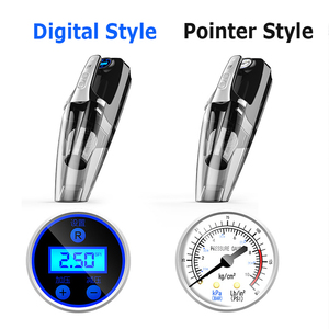 Image 5 - 4 in 1 Multi Function Car Vacuum Cleaner with Digital Display Portable Car Dual Use Car Auto Inflatable Pump Air Compressor