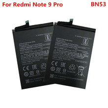 Real-Battery BN53 Xiaomi Redmi Replace Note9 5020mah Lithium-Ion for Note-9/Pro/Bn53/..