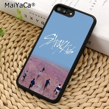 MaiYaCa Stray Kids K Pop Phone Case Cover for iPhones 5 SE 6 6s 7 8 Plus X XR XS 11 pro max samsung galaxy S7 S8 S9 S10(China)