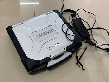 Latest mb star c3 hdd High Quality MB Diagnostic laptop cf30 MB Star C3 software 160GB HDD 2014.12 version