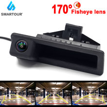 Smartour Hd Auto Achteruitrijcamera Reverse Camera Parking Voor Audi A4 A5 S5 Q3 Q5 Voor Vw Dynamische Traject assistance