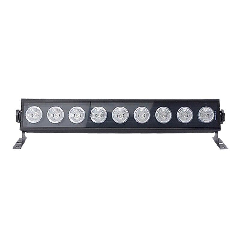 TOP!-9/12 Led Disco Uv Violet Black Lights 27W 36W Led Dj Light Dmx Lamp For Party Ktv Stage Bar Lamp Backlight Voice Control
