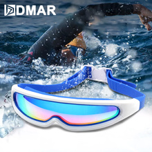 DMAR Professional Swimming Goggles Anti-fog UV Swimming Glasses for Men Women diopter Sports Eyewear swimming goggles adidas br1136 sports and entertainment