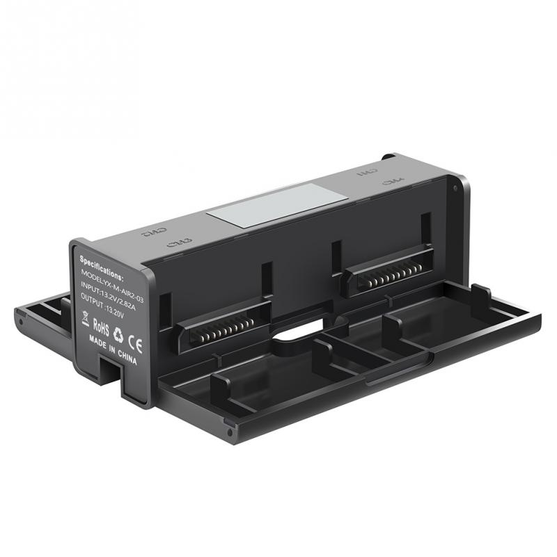 <font><b>Mavic</b></font> <font><b>Air</b></font> Charger Intelligent Flight Battery Charging Hub For <font><b>DJI</b></font> <font><b>Mavic</b></font> <font><b>Air</b></font> Drone Parallel Charging <font><b>Board</b></font> Smart Battery Manager image