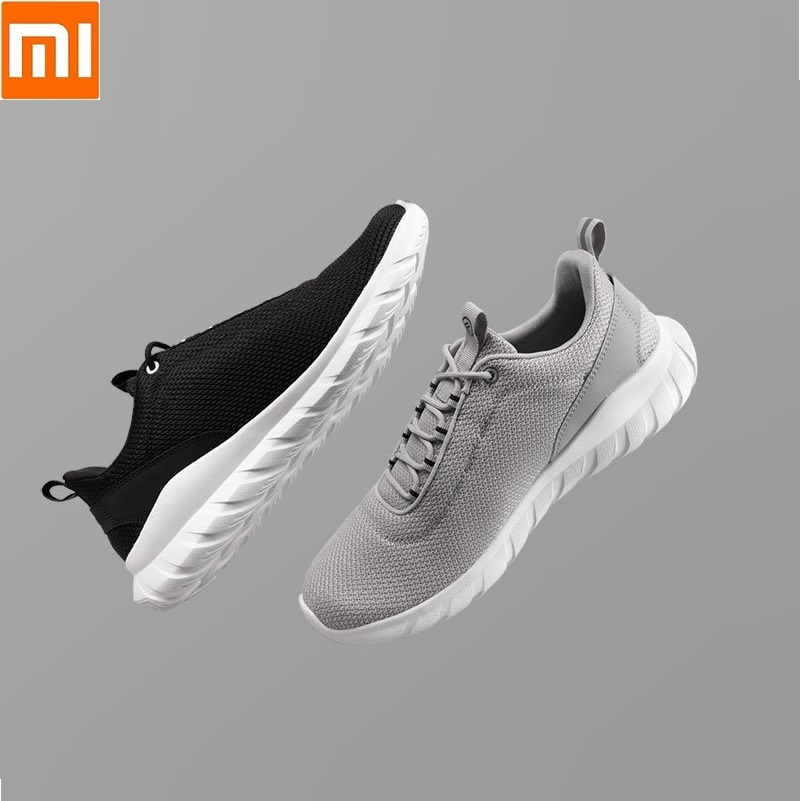Xiaomi FREETIE City Lightweight Shoes Mesh Upper Breathable Comfort EVA Sole Sports Leisure Sneaker For Men Running Shoes